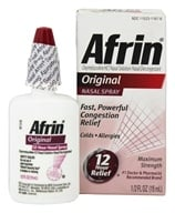 Afrin - Nasal Spray Original - 0.5 oz.