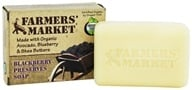 Farmers' Market - Bar Soap Blackberry Preserves - 5.5 oz. - $3.29