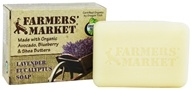 Farmers' Market - Bar Soap Lavender Eucalyptus - 5.5 oz. by Farmers' Market