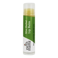 Earth Mama Angel Baby - Lip Balm Mint Herbal - 0.15 oz.