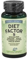 Earth's Bounty - Diet Factor 5 - 60 Vegetarian Capsules