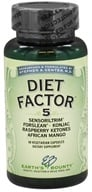 Earth's Bounty - Diet Factor 5 - 60 Vegetarian Capsules - $15.91