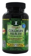 Emerald Labs - Collagen Hair, Skin & Nails - 90 Vegetarian Capsules