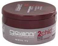 Giovanni - 2Chic Brazilian Keratin & Argan Oil Ultra-Sleek Hair Styling Wax - 2 oz. (716237184429)