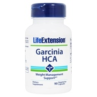 Life Extension - Garcinia HCA - 90 Vegetarian Capsules by Life Extension