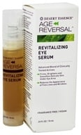 Desert Essence - Age Reversal Revitalizing Eye Serum - 0.33 oz. (718334322391)