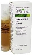 Desert Essence - Age Reversal Revitalizing Eye Serum - 0.33 oz.