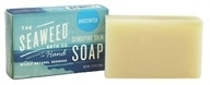 Seaweed Bath Company - Wildly Natural Seaweed Sensitive Skin Soap Unscented - 3.75 oz. (858293002573)