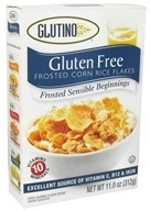 Glutino - Sensible Beginnings Cereal Frosted - 11 oz. - $5.99