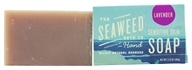 Seaweed Bath Company - Wildly Natural Seaweed Sensitive Skin Soap Lavender - 3.75 oz. (858293002559)