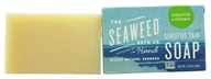Image of Seaweed Bath Company - Wildly Natural Seaweed Sensitive Skin Soap Eucalyptus & Peppermint - 3.75 oz.