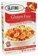 Glutino - Sensible Beginnings Cereal Berry - 10 oz., from category: Health Foods