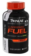 Twinlab - L-Arginine Fuel 500 mg. - 90 Capsules CLEARANCED PRICED - $8.35