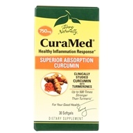 EuroPharma - Terry Naturally CuraMed with BCM-95 750 mg. - 30 Softgels (367703202934)