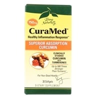 EuroPharma - Terry Naturally CuraMed with BCM-95 750 mg. - 30 Softgels, from category: Nutritional Supplements