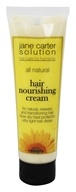 Jane Carter Solution - All Natural Hair Nourishing Cream - 4.5 oz.