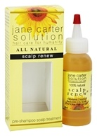 Jane Carter Solution - 100% Natural Scalp Renew - 2 oz. by Jane Carter Solution