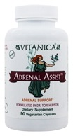 Vitanica - Adrenal Assist - 90 Vegetarian Capsules (708118022944)
