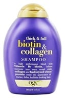 Organix - Shampoo Thick & Full Biotin & Collagen - 13 oz. - $6.99