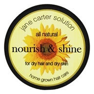 Jane Carter Solution - All Natural Nourish & Shine - 4 oz. (830827001009)