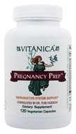 Vitanica - Pregnancy Prep Reproductive System Support - 120 Vegetarian Capsules, from category: Herbs