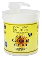 Image of Jane Carter Solution - Curl Defining Cream - 16 oz.