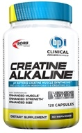 BPI Sports - Clinical PowerSeries Creatine Alkaline - 120 Capsules by BPI Sports