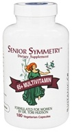 Vitanica - Senior Symmetry - 180 Vegetarian Capsules, from category: Vitamins & Minerals