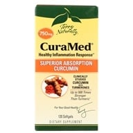 EuroPharma - Terry Naturally CuraMed with BCM-95 750 mg. - 120 Softgels