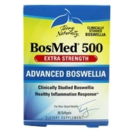 Image of EuroPharma - BosMed 500 Extra Strength with BosPure Boswellia - 60 Softgels