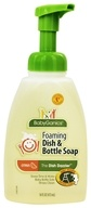 BabyGanics - Foaming Dish & Bottle Soap The Dish Dazzler Citrus - 16 oz. (813277012481)