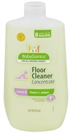 Image of BabyGanics - Floor Cleaner Concentrate Floors to Adore Lavender - 16 oz.
