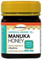 ManukaGuard - Certified Medical Grade Manuka Honey 12+ 250 g. - 8.8 fl. oz.