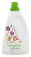 BabyGanics - Laundry Detergent 3X Concentrated Lavender - 64 oz. Formerly Loads of Love