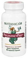 Vitanica - Pregnancy Prep Reproductive System Support - 60 Vegetarian Capsules, from category: Herbs