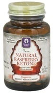 Genesis Today - Pure Natural Raspberry Ketone - 60 Vegetarian Capsules (812711013046)