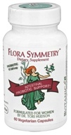 Image of Vitanica - Flora Symmetry - 60 Vegetarian Capsules CLEARANCED PRICED