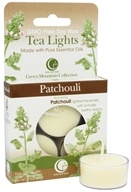 Image of Way Out Wax - Tealights Patchouli - 4 Pack