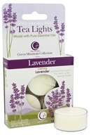 Way Out Wax - Tealights Lavender - 4 Pack, from category: Aromatherapy