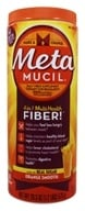 Metamucil - MultiHealth Fiber Orange Smooth - 20.3 oz. - $11.25