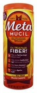 Metamucil - MultiHealth Fiber Orange Smooth - 20.3 oz. by Metamucil