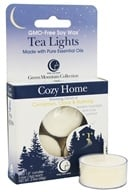 Image of Way Out Wax - Tealights Cozy Home - 4 Pack