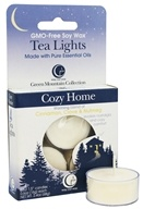 Way Out Wax - Tealights Cozy Home - 4 Pack by Way Out Wax