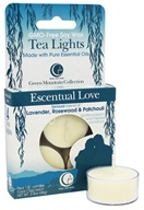 Way Out Wax - Tealights Escentual Love - 4 Pack, from category: Aromatherapy