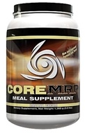 Core Nutritionals - Core MRP Meal Supplement Banana Cream - 3 lbs. CLEARANCED PRICED
