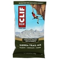 Clif Bar - Energy Bar Sierra Trail Mix - 2.4 oz. (722252161055)