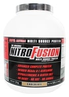 NitroFusion - Multi Source Protein Chocolate - 5 lbs. (890985001860)