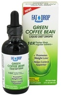 Image of Healthy Natural Systems - Fat Drop Green Coffee Bean Liquid Diet Drops - 2 oz.