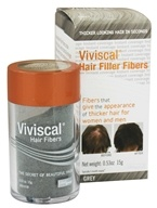 Image of Viviscal - Hair Filler Fibers Grey - 0.53 oz. CLEARANCED PRICED