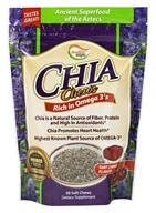 Image of Healthy Natural Systems - Healthy Delights Chia Chews Tart Cherry - 30 Chews